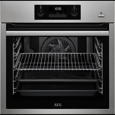 AEG BPS351120M beépíthető pirolitikus sütő, PlusSteam