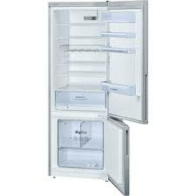 BOSCH KGV58VL31S kombinált hűtő-fagyasztó,191 cm,inoxlook,A++