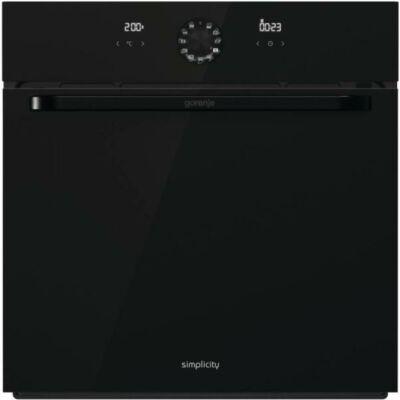 Gorenje BO76SYB multifunkcionális, beépíthető sütő (fekete)