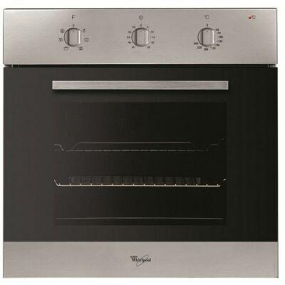 Whirlpool AKP 449/IX beépíthető sütő, 4 év garanciával,
