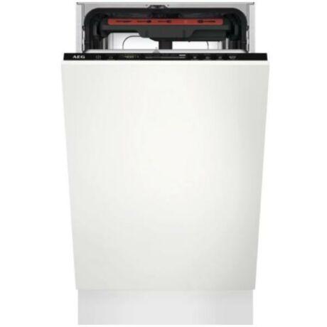 AEG FSE73507P beépíthető, teljesen integrált mosogatógép, 45 cm, AirDry program, QuickSelect