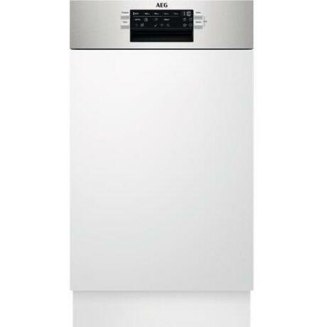 AEG FEE73517PM beépíthető mosogatógép, 10 teríték, AirDry program, 45 cm