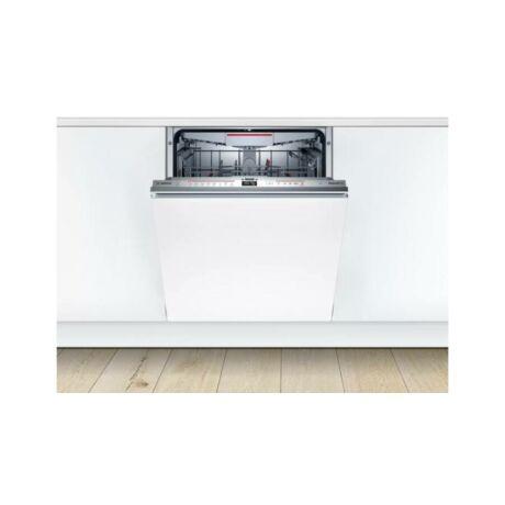 Bosch SMV6ECX51E teljesen beépíthető mosogatógép, 60cm széles, 13 teríték, WiFi, 8program Serie 6, új modell