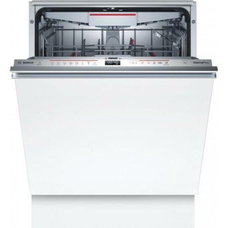 Bosch SMV6ECX57E teljesen beépíthető mosogatógép, 60cm széles, 14 teríték, WiFi, 8program Serie 6, új modell