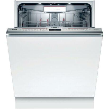 Bosch SMV8YCX01E teljesen beépíthető mosogatógép, 60cm, 81,5 magas, WiFi, 14teríték Új modell, Serie 8 #LikeABosch, #HomeSelectio