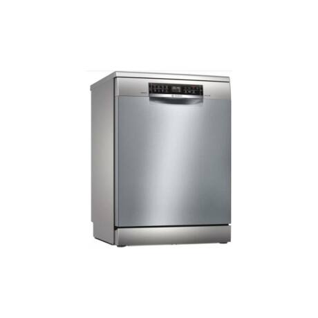 Bosch SMS6ZCI48E szabadonálló inox mosogatógép 60cm, WiFi, evőeszközfiók, 14teríték, Zeolith Serie 6
