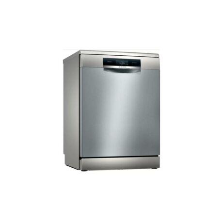 Bosch SMS8YCI01E szabadonálló mosogatógép, inox, WiFi 14teríték, Zeolith, autó ajtónyítás Serie 8