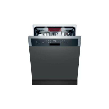 NEFF S147ZCS35E beépíthető mosogatógép, 60cm széles, kezelőpaneles, WiFi,. Zeolith, 8pr