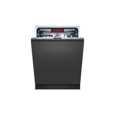 NEFF S275ECX12E teljesen beépíthető mosogatógép, 60cm széles, WiFi, Chef 70°