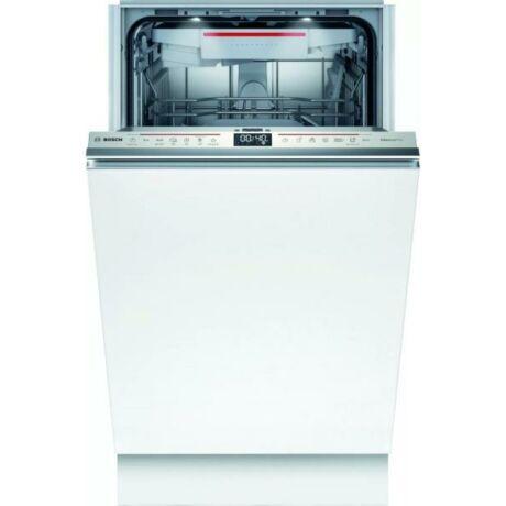 Bosch SPV6EMX11E teljesen beépíthető 45cm-es mosogatógép, Wifi, 3-ik fiók, 10teríték