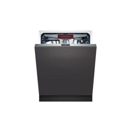 NEFF S189YCX01E teljesen beépíthető 60cm-es mosogatógép, Wifi, 14teríték