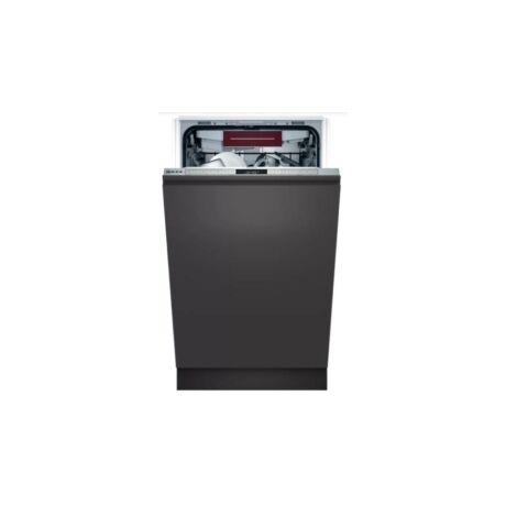 NEFF S855EMX16E teljesen beépíthető 45cm-es mosogatógép, Wifi,10teríték,  3-ik fiók