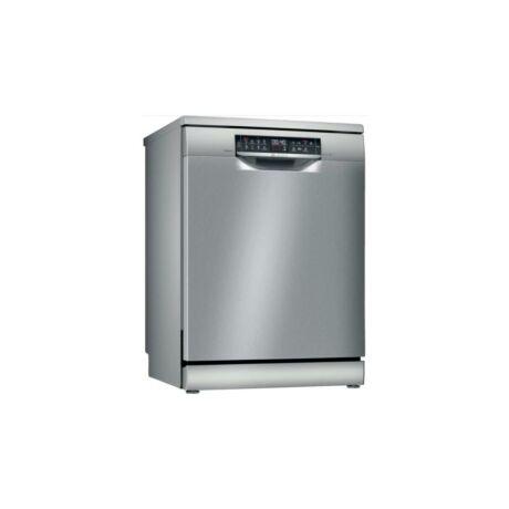 Bosch SMS6EDI63E szabadonálló inox mosogatógép 60cm, WiFi, evőeszközfiók, 13teríték, Serie 6