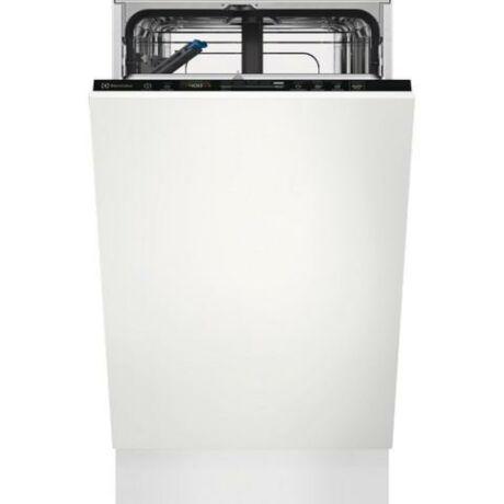 Electrolux EEG62310L beépíthető mosogatógép, 45 cm, 8 program, 4 hőmérséklet, AUTO Sense, QuickSelect érintővezérlés