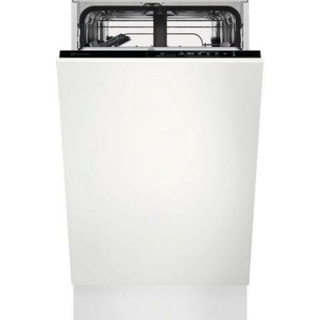 Electrolux EEA12100L beépíthető mosogatógép, 45 cm, AirDry, Inverter, 9 teríték