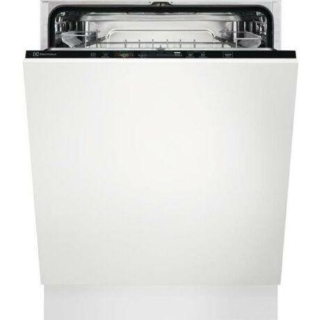 Electrolux EEQ47210L beépíthető mosogatógép, 60 cm, QuickSelect kezelőpanel, 13 teríték, AirDry Technológia