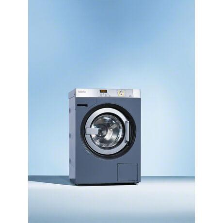 Miele PW 5082 kék, leeresztő szelepes ipari mosógép 8,0 kg töltetsúllyal Profiline vezérléssel