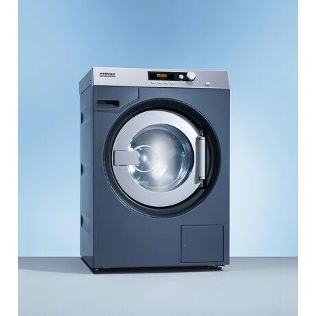 Miele PW 6080 kék, leeresztő szelepes ipari mosógép 8,0 kg töltetsúllyal, octoplus