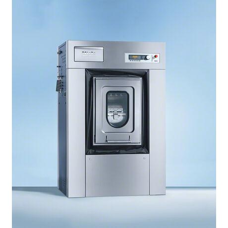 Miele PW 6163 elektromos nemesacél ipari mosógép, szennyes/tiszta oldal, multifunkciós modullal