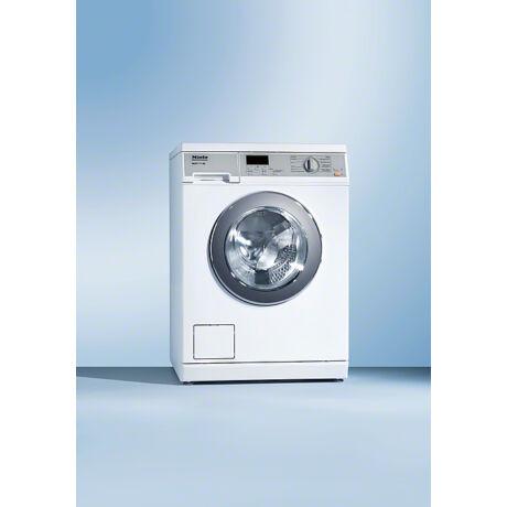 Miele PW 5064 fehér, leeresztő szelepes ipari mosógép 6,5 kg töltetsúllyal, mopokhoz