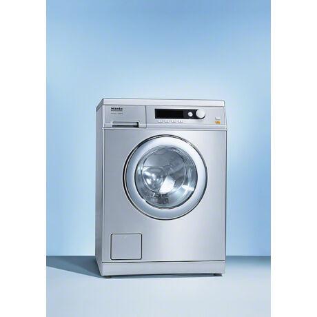 Miele PW 6055 Vario nemesacél, leeresztő szelepes ipari mosógép 5,5 kg töltetsúllyal