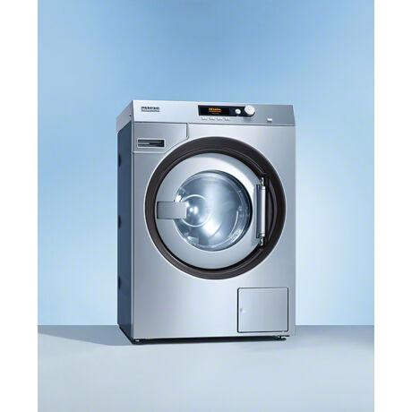 Miele PW 6080 nemesacél, leeresztő szelepes ipari mosógép 8,0 kg töltetsúllyal, octoplus