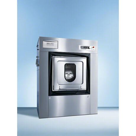 Miele PW 6243 elektromos, kék ipari mosógép, szennyes/tiszta oldal, multifunkciós modullal