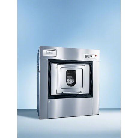 Miele PW 6323 kék, duál fűtésű (gőz direkt/elektromos) ipari mosógép, szennyes/tiszta oldal