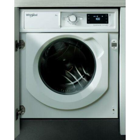 Whirlpool BI WDWG 961484 EU Elöltöltős beépíthető mosó-szárítógép